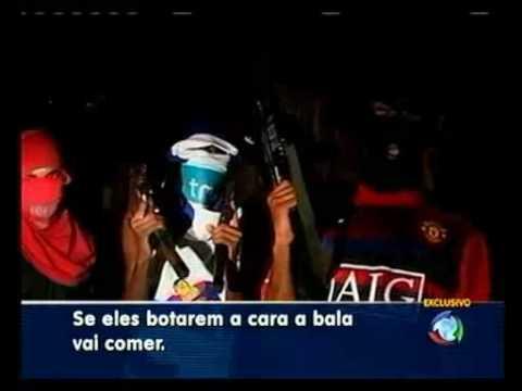 Repórter Record Os bastidores do crime 03 05 2010