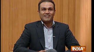 Virender Sehwag in Aap Ki Adalat (Full Episode)