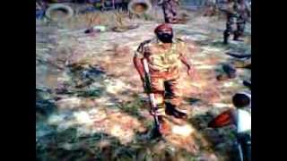 Let's play Call of Duty Black Ops 2 Part 2: Krieg in Angola