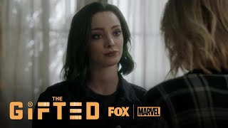 Lorna Makes An Interesting Connection   Season 1 Ep. 12   THE GIFTED