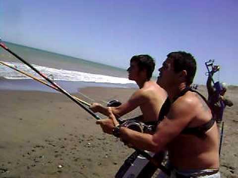 Pesca de Tiburon Rio Negro La Ensenada