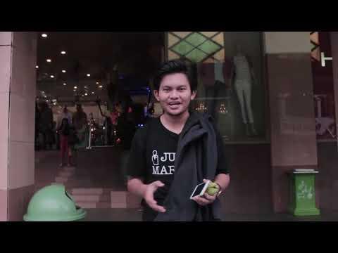 Prank Ngaceng Di Depan Cewek-cewek ( Social Experiment ) - prank indonesia