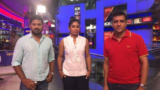 LIVE: Indian Skipper Mithali Raj Exclusive Interview | Sports Tak