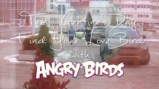 Angry Birds - Happy Valentine