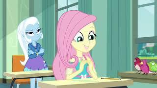 Mlp Equestria Girls a Little birdie told me part 3