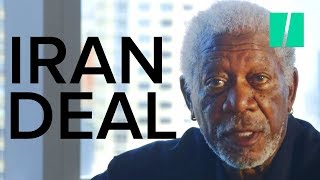 Iran Nuclear Deal Explained By Morgan Freeman