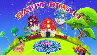 Eena Meena Deeka | HAPPY DIWALI | SPECIAL 30 MINUTE Compilation | Cartoons for Children