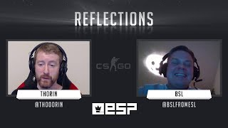 'Reflections' with bsl (CS)