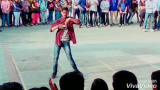 hritik ..govinda combo..Solo dance at utkarsh 2k17...#it's_ur_kkk..