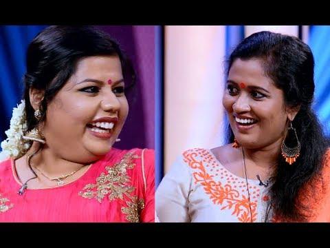 Onnum Onnum Moonu Season 2 I Mohanlal's heroines on the floor I Mazhavil Manorama