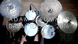 Summer Drum Ideas 2016 - The Orlando Drummer