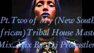Pt. Two of My Deep & Soulful  (New South African) Tribal House Master Mix.  Dj Prohustlers Mix # 24