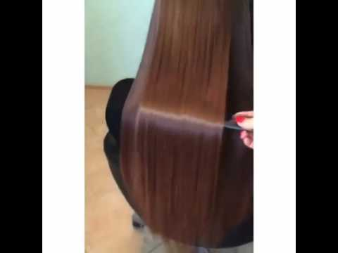 The Best beautiful woman hair in the world omg so cool