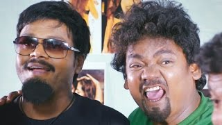 Sapthagiri Comedy Scenes - Sapthagiri And His Friends Going For Lady - Shakalaka Shankar