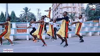 Skales Ft. Harmonize - FIRE WAIST (Official Dance Video BEHIND THE SCENE)Part 2