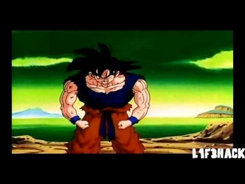 Goku Turns Super Saiyan For The First Time HD