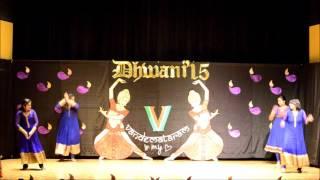 Colors Of Passion | DHWANI 2015 | Villanova