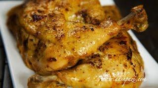 Chicken (Orange Marinade)
