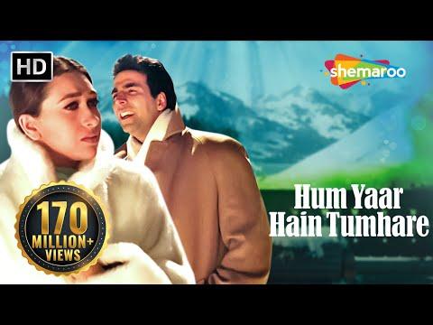 Hum Yaar Hain Tumhare (Female)   Haan Maine Bhi Pyaar Kiya   Abhishek Bachchan   Karishma Kapoor