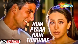 Hum Yaar Hain Tumhare (Female) | Haan Maine Bhi Pyaar Kiya | Abhishek Bachchan | Karishma Kapoor