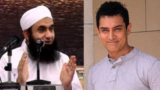 Aamir Khan met Maulana Tariq Jameel By Junaid Jamshed