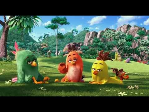 The Angry Birds Movie - Official Hindi Teaser Trailer