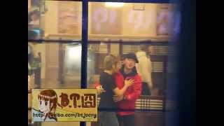 120212 Infinite Dongwoo Cute Dance @ After party with Dongwoo Brother