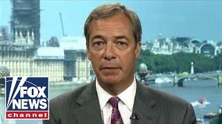 Nigel Farage on Trump