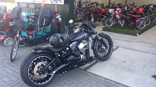 Harley Davidson FXSB Softail Breakout (Aschwin from Holland)