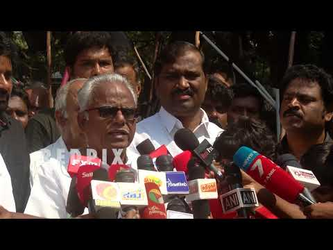 Xxx Mp4 Tamil News Cauvery Verdict T Velmurugan Reacts Tamil Live News News In Tamil Redpix 3gp Sex