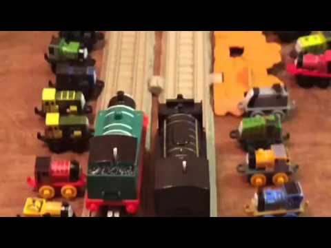 The Great Sodor Race Take Two Thomas and Friends Fastest Engine