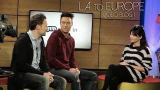 RUNAGROUND - LA to Europe - Radio Tour!
