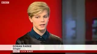 Ronan Parkes cyber-bullying ordeal