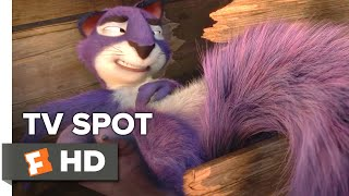 The Nut Job 2: Nutty by Nature TV Spot - Warrior (2017) | Movieclips Coming Soon