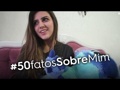 Sofia Oliveira 50FatosSobreMim ESPECIAL 100 MIL INSCRITOS