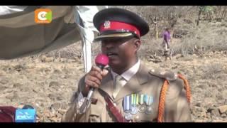 Families bury KDF soldiers killed in Somalia