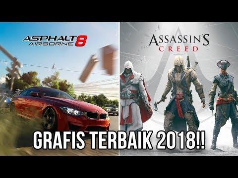 Download 5 GAME ANDROID DENGAN GRAFIS TERBAIK DI TAHUN 2018 free
