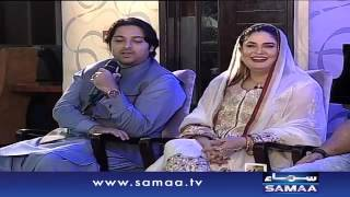 Samaa Eid Special Show with Noor – 06 July 2016