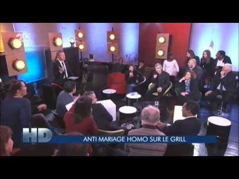 Tugdual Derville argumente brillamment son opposition au Mariage Pour Tous ! (16/12/12, NUMERO 23)