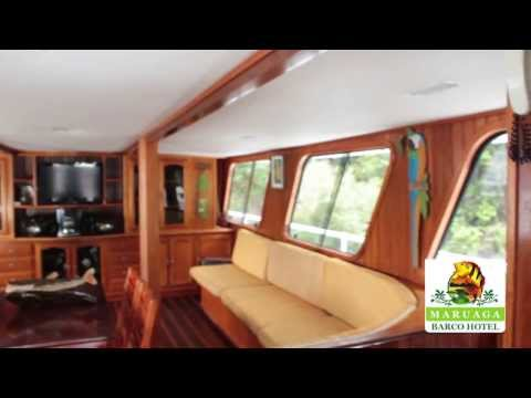Maruaga barco hotel Manaus AM