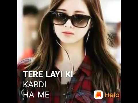 Attitude status for girls....Gane meri hi tu gavega.....Neha Kakkar
