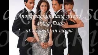 Anong Daling Sabihin by Kyla  lyrics