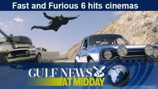 Fast and Furious 6 hits theatres - GN Midday Thursday May 23 2013