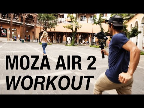 Xxx Mp4 Moza Air 2 Workout Test Footage Review 3gp Sex