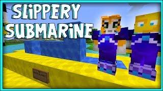 Minecraft - Crazy Craft 2.2 - Slippery Submarine!! [73]