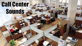 Call Center Sounds - Work From Home - Office -  Ambience