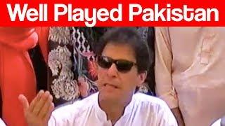 Imran Praises Team, Taunts Najam Sethi, Gets Angry on Nawaz Sharif