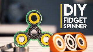Mad Stuff With Rob - DIY Fidget Spinner