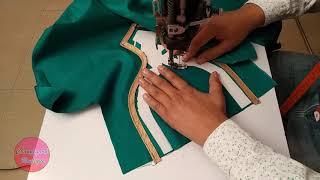 Latest Kurti Neck Designs Cutting and Stitching    Stylish Neck Design for Kurti/Suit