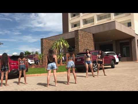 Oh Nana Challenge Dj 6RB remix - Timor-Leste & Brasil at Olímpia, Brasil